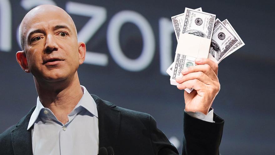 Jeff Bezos's net worth surpasses $100 bln, could go higher