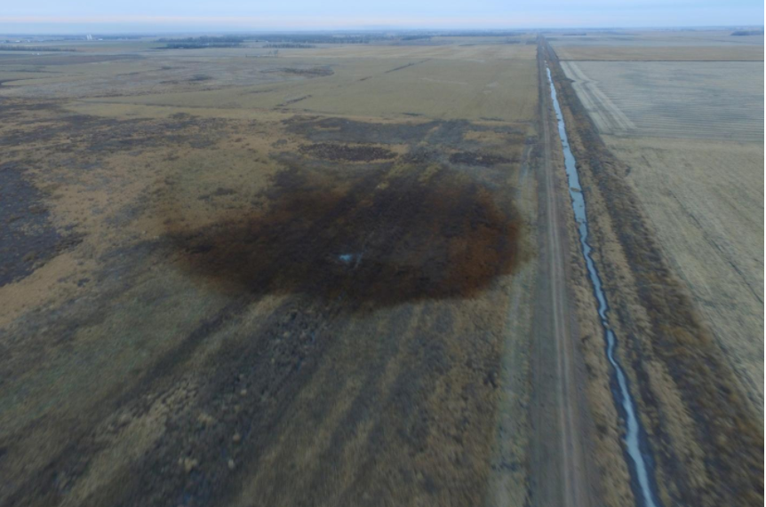 TransCanada recovers 44,400 gallons of oil from Keystone pipeline spill site