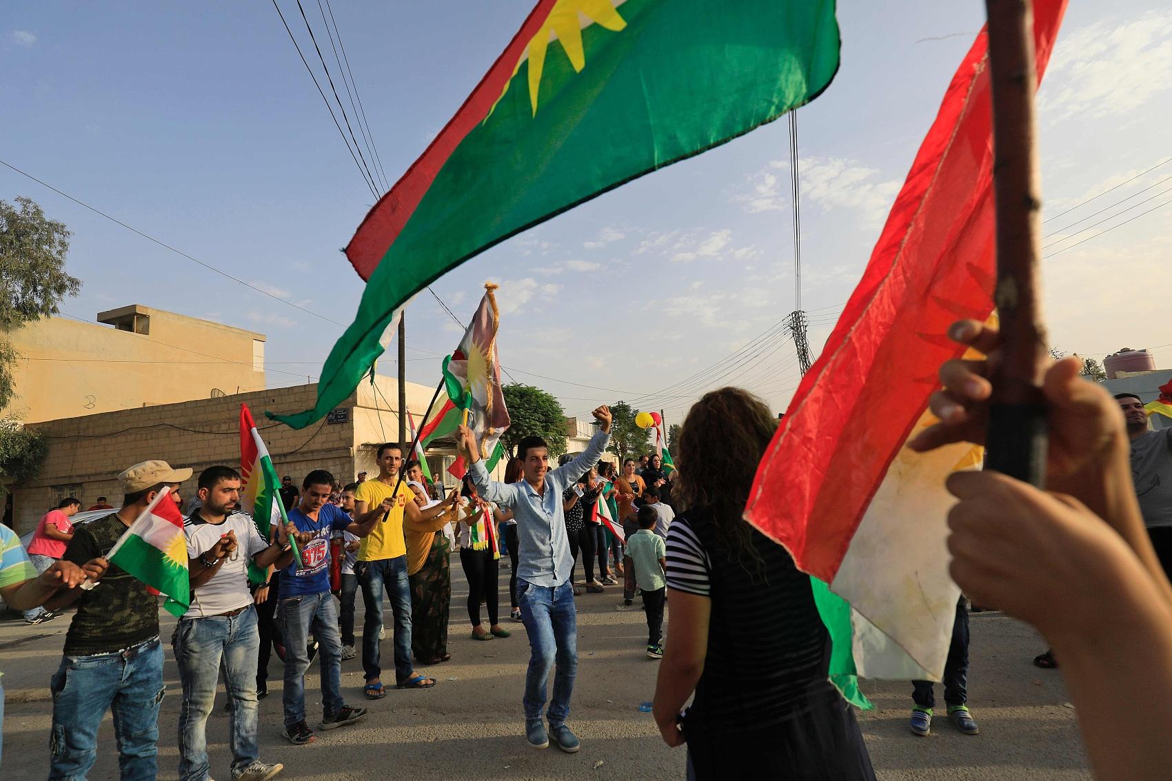 Trump tells Turkey's leader: US to stop arming Syrian Kurds