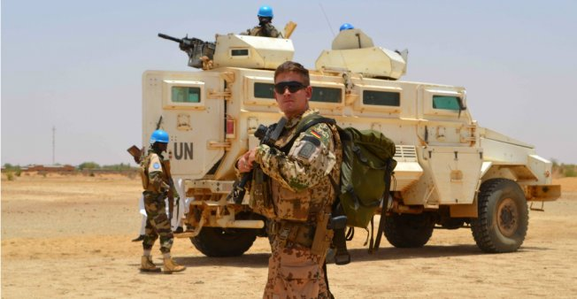 Three UN peacekeepers, one Malian soldier killed in Mali attack