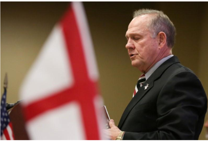 US Senate candidate Moore's spokesman resigns as allegations roil campaign