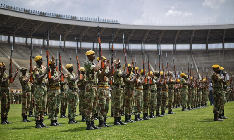 Zimbabwe prepares for swearing-in of new leader Mnangagwa