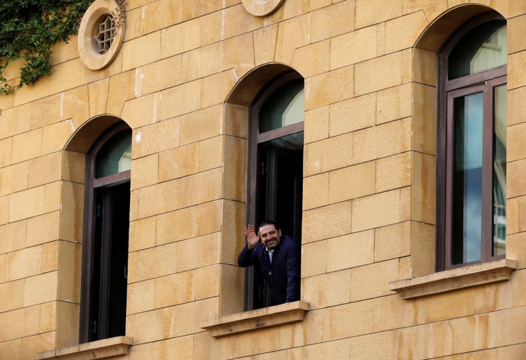 PM Hariri urges Lebanese to put country first