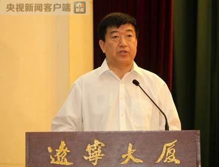 Liaoning vice governor under probe