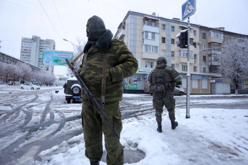 Coup strikes Lugansk: RIA Novosti