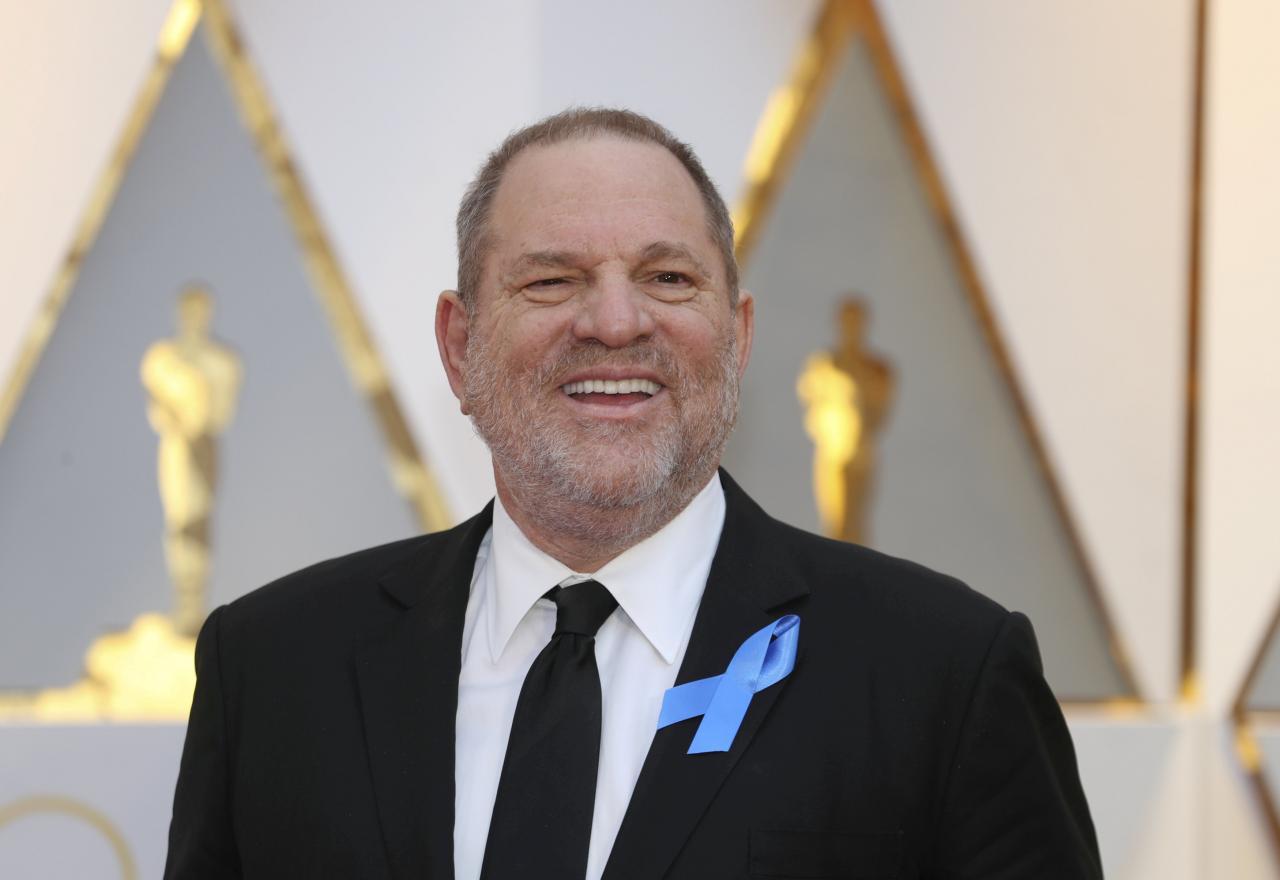 Weinstein paid $1M to accuser after 2015 case died