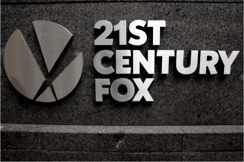 21st Century Fox in $90 million settlement tied to sexual harassment scandal