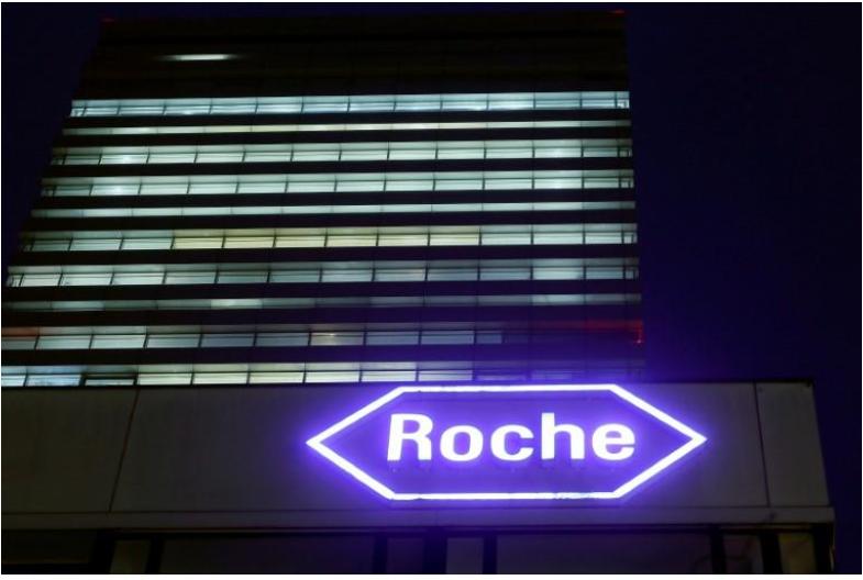 Roche stock up $12 billion on cancer, hemophilia trials; rivals hit