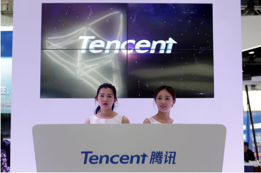Tencent turns to WeChat, games and deals for global strategy