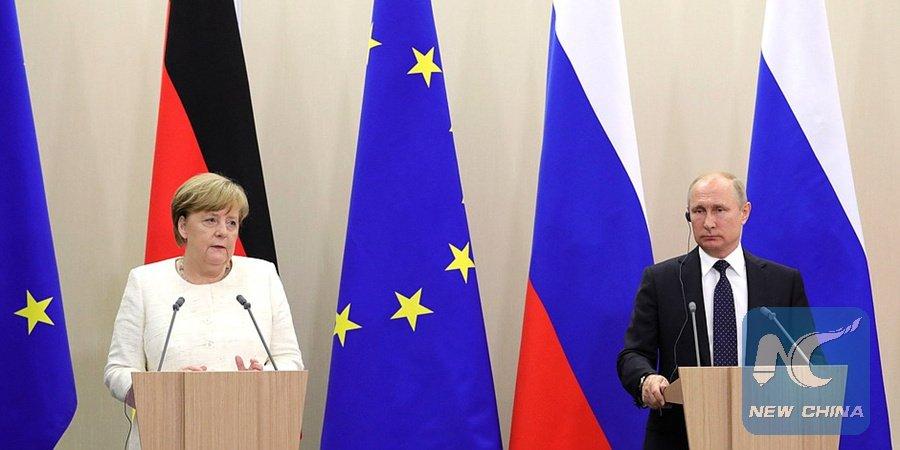 Iran nuclear deal not perfect but better than no agreement: Merkel