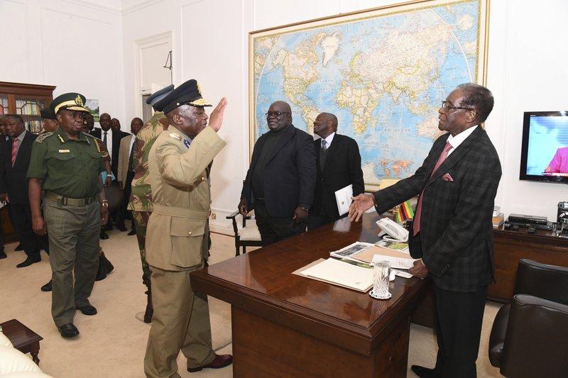 Zimbabwe's Mugabe resigning after 37 years: Official