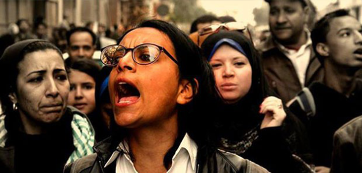 Egyptian activists detained by court for protesting Red Sea islands transfer