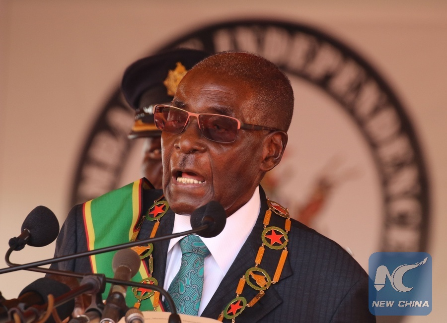 Mugabe refuses to step down
