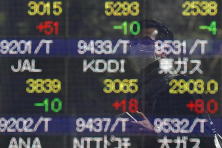 Asia shares cautious as mood turns skittish