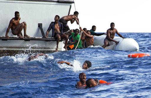 Newspaper tallies 33,293 dead migrants