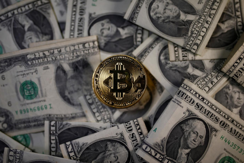 Bitcoin slides by over $1000 in less than 48 hours