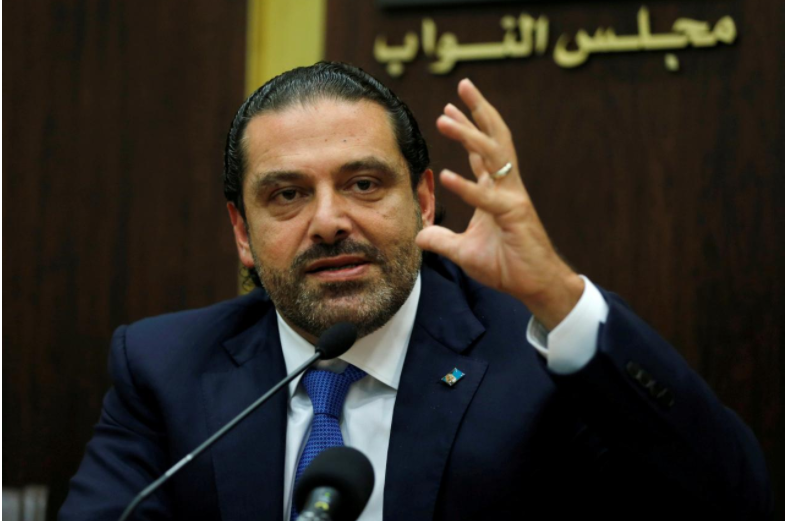 Lebanon believes Saudi holds Hariri, demands return