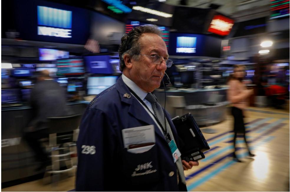 Wall Street slumps on fears of delay in tax-cut plan