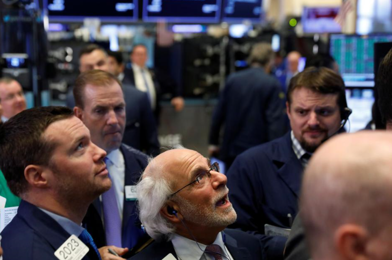 Wall Street hits high score as videogame makers rally