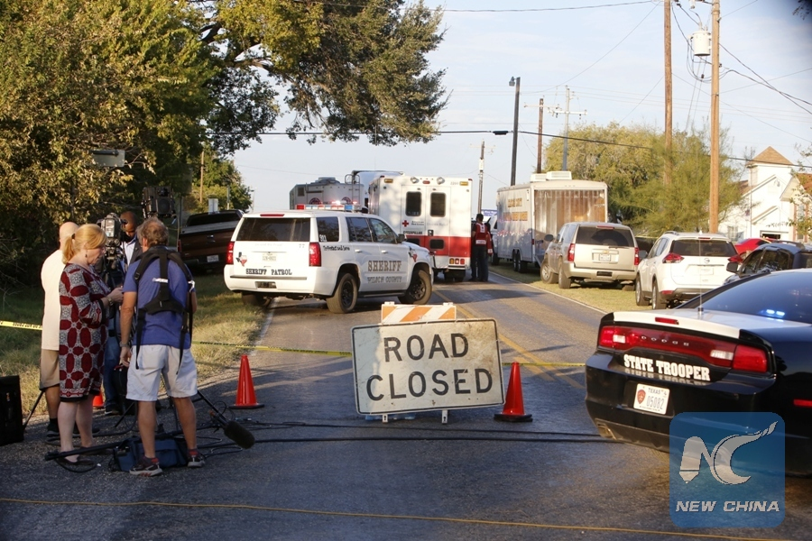 Texas church gunman escaped mental facility in 2012: police report