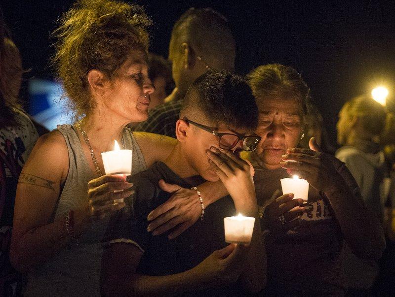 Texas church gunman had 3 guns; no carry license