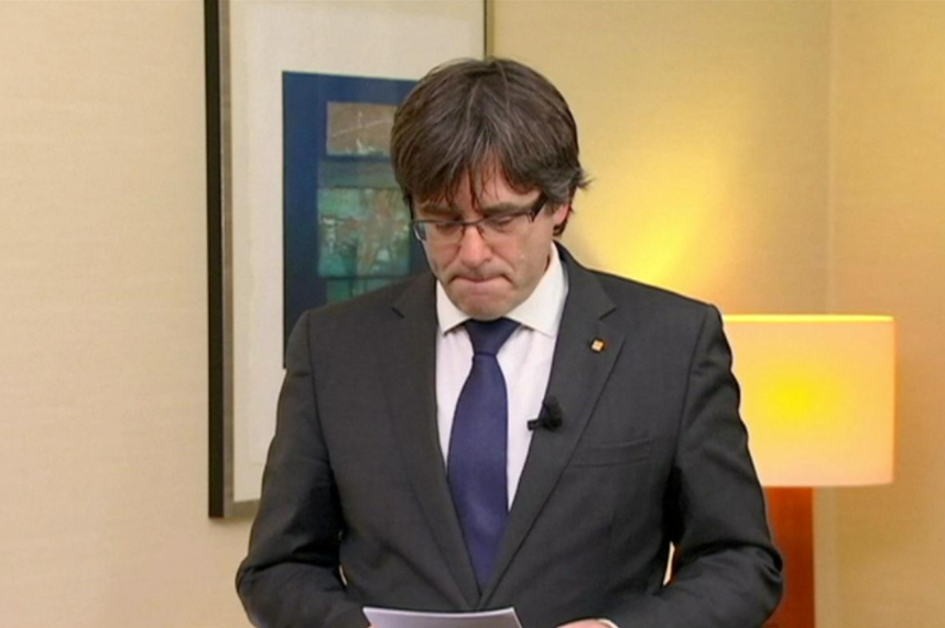 Belgian judge releases ex-Catalan leader Puigdemont under conditions
