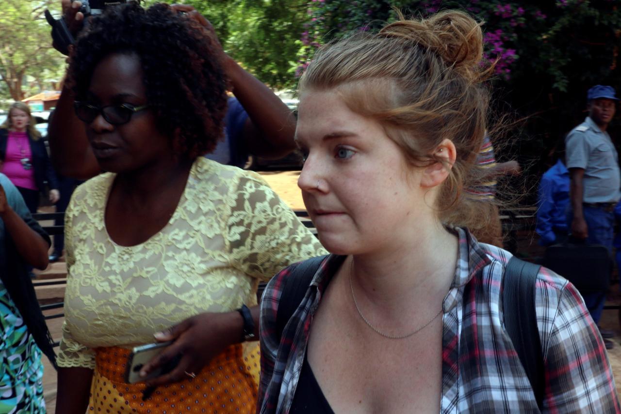 Zimbabwe court upholds charge against U.S. citizen accused of subversion