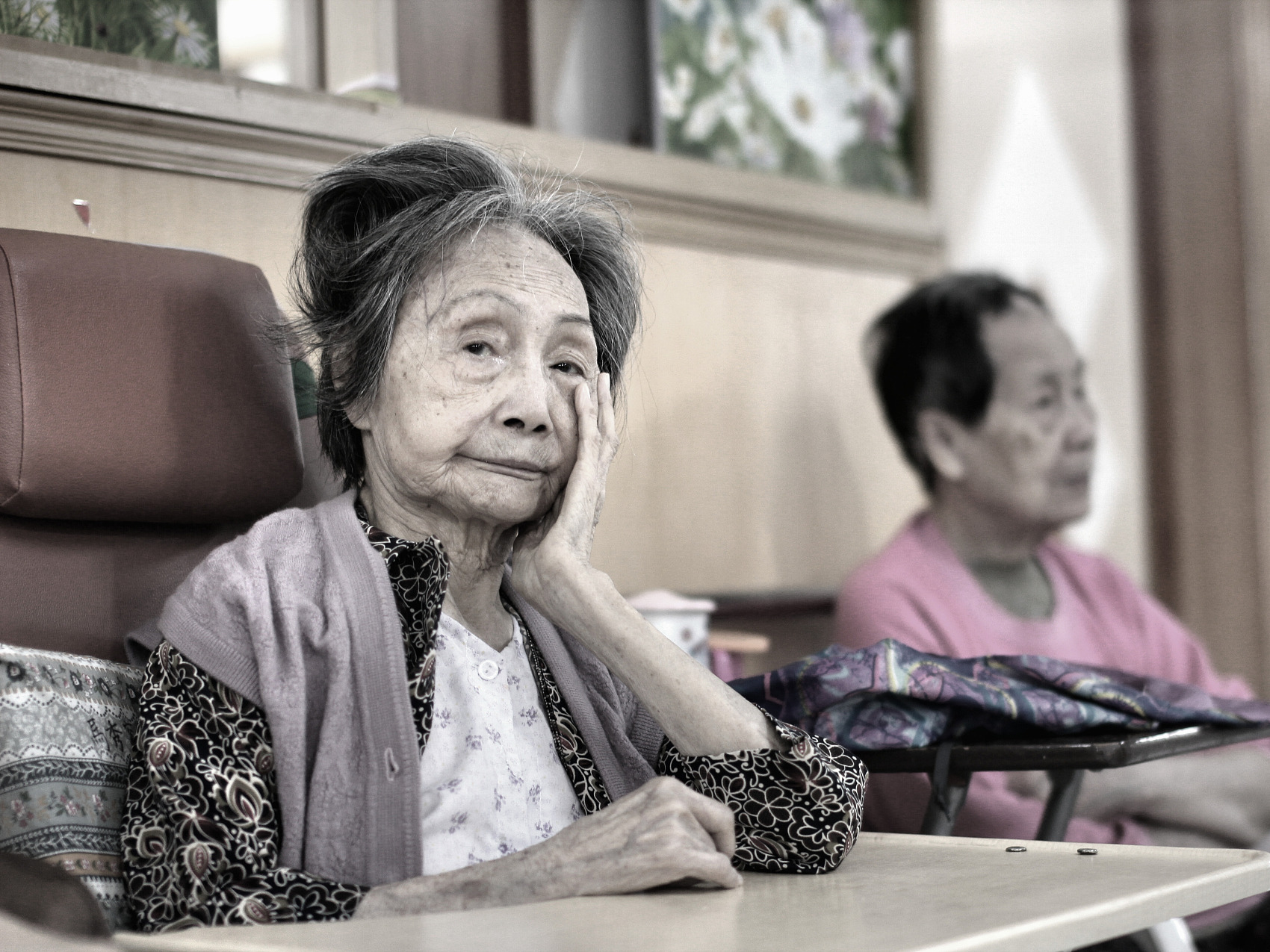 China's HKSAR seeks more space for elderly care homes