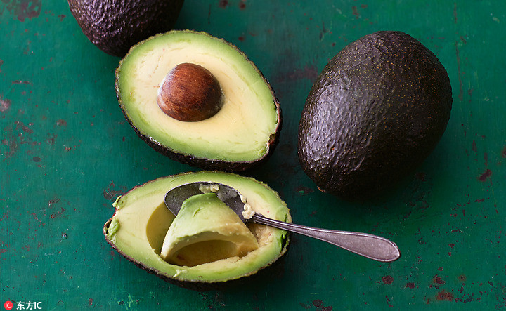 Chinese farm to harvest avocados