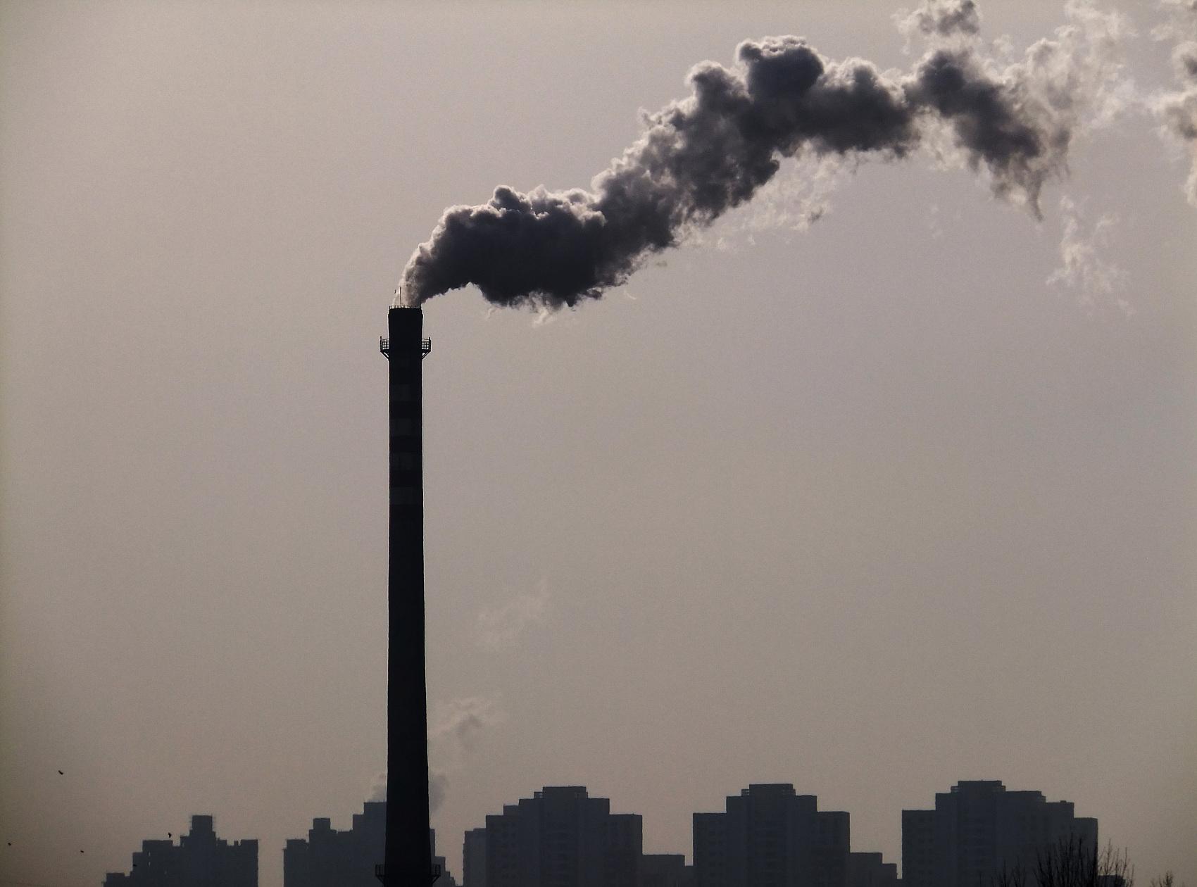 Tianjin to ban haphazard coal burning by 2018