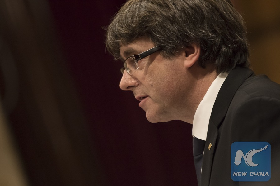 Belgium says Puigdemont not to be granted special treatment