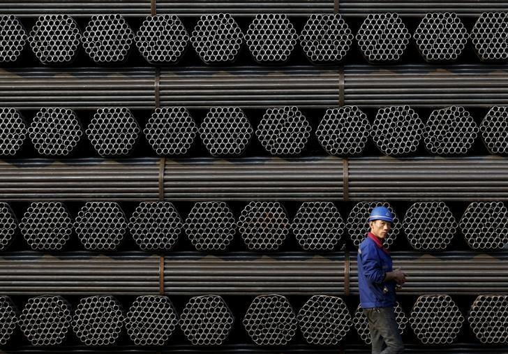 China steel capital Tangshan to have winter iron production capacity