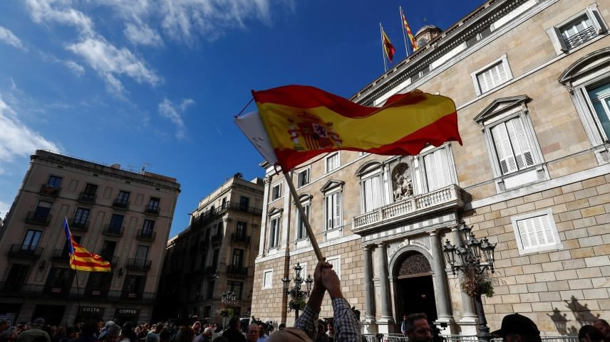 Spanish Constitutional Court cancels Catalan declaration of independence