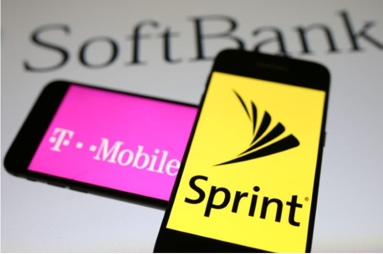 Japan reconsiders merger of Sprint with T-Mobile