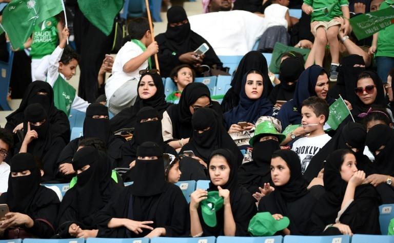 Saudis to open sports stadiums to women