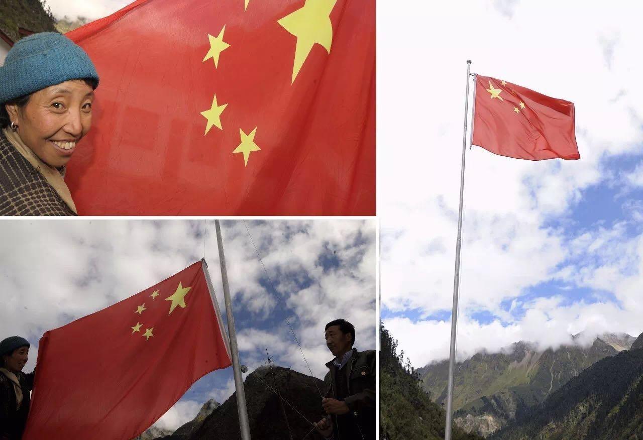 Xi encourages Tibetan herders to safeguard territory