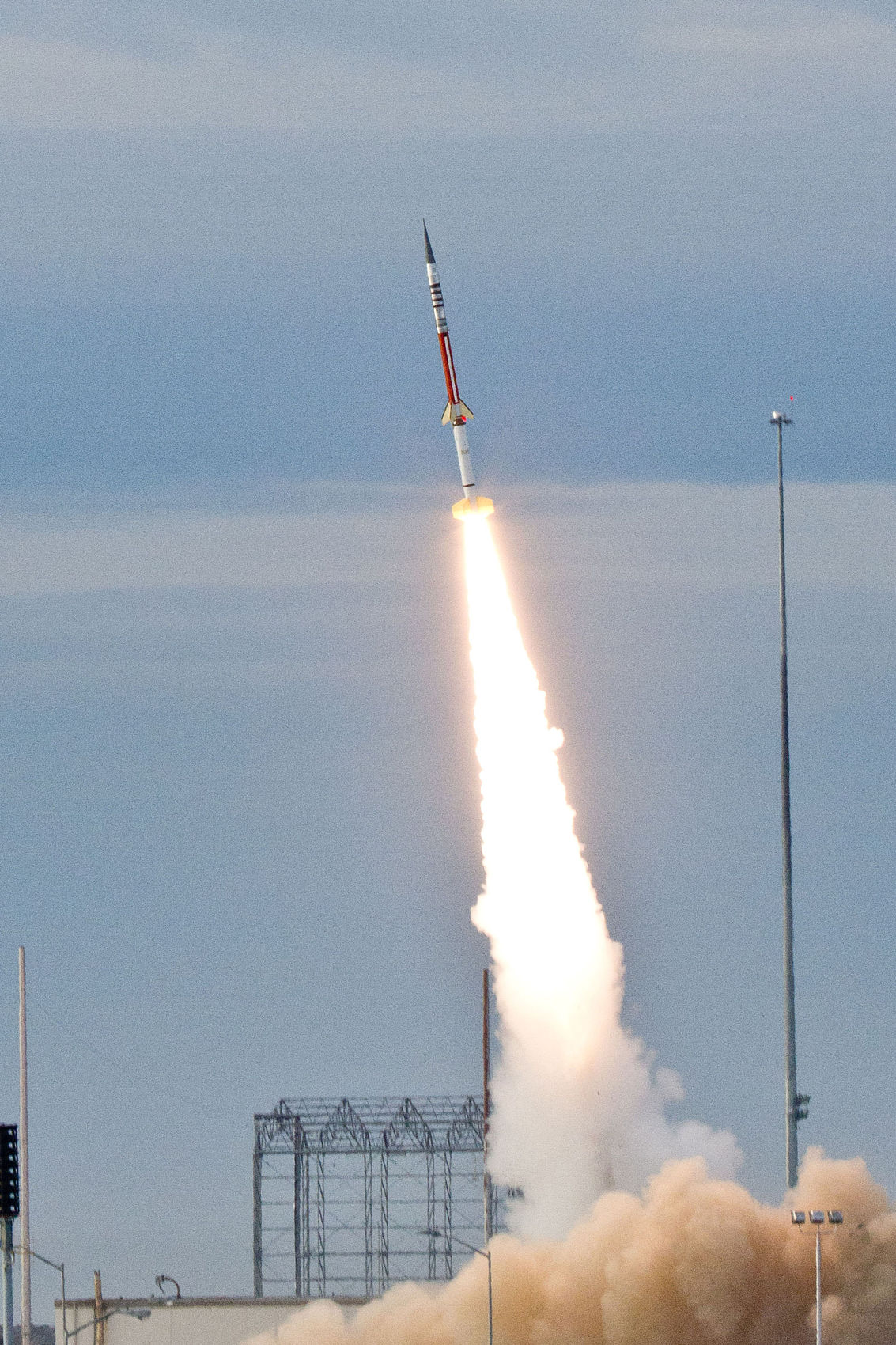 NASA plans to launch sounding rocket to probe dark regions of space