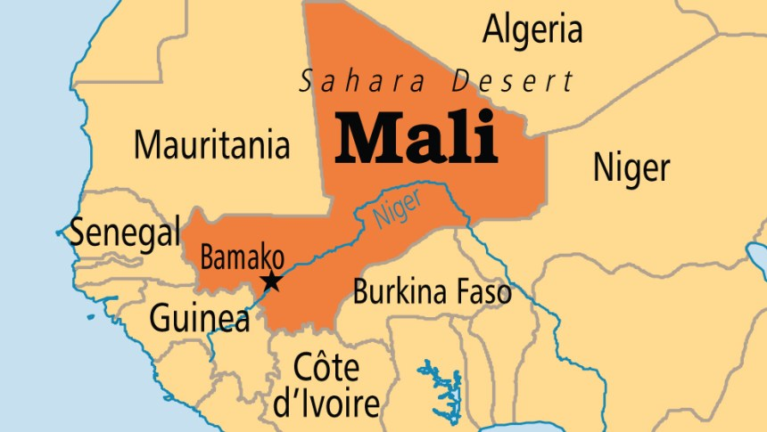 Image result for xinhuah map northern mali