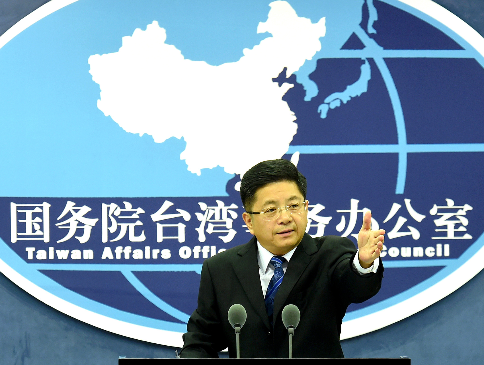 Taiwan can only improve relations with mainland by adhering to 1992 Consensus: spokesperson