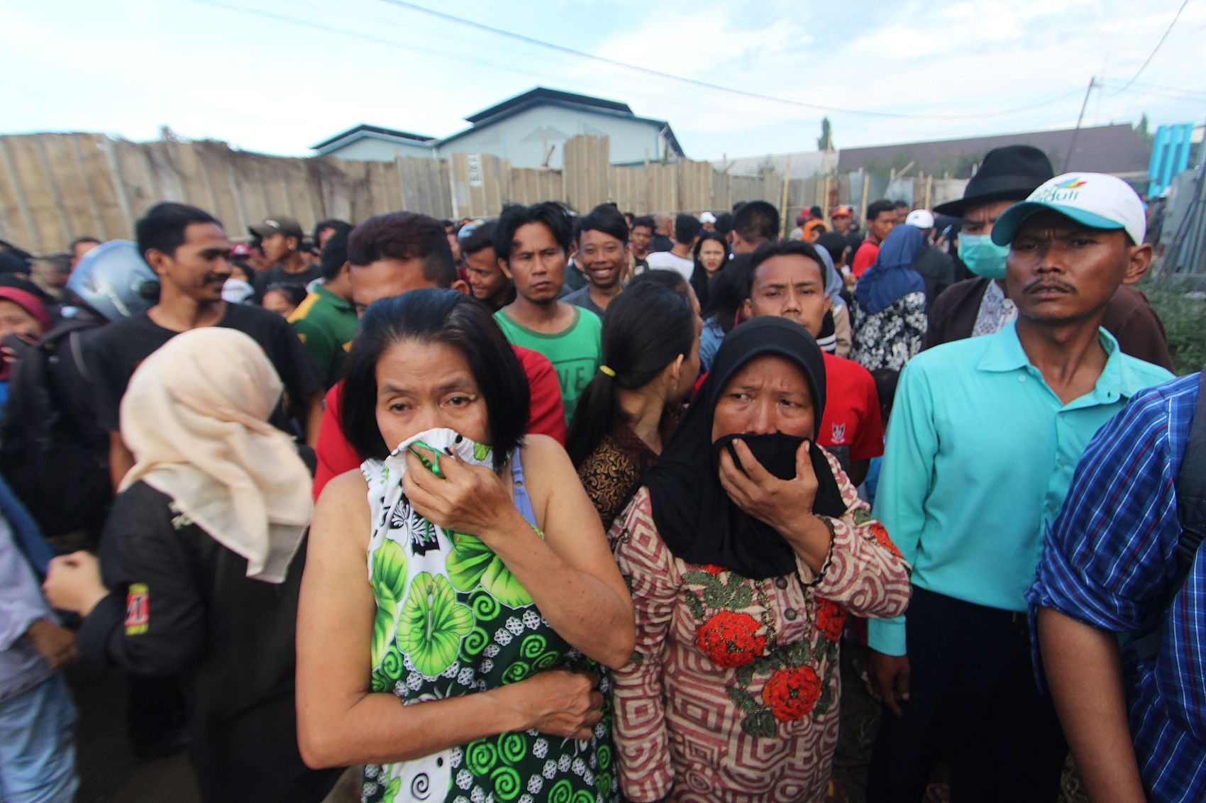 Victims of Indonesian inferno mostly women