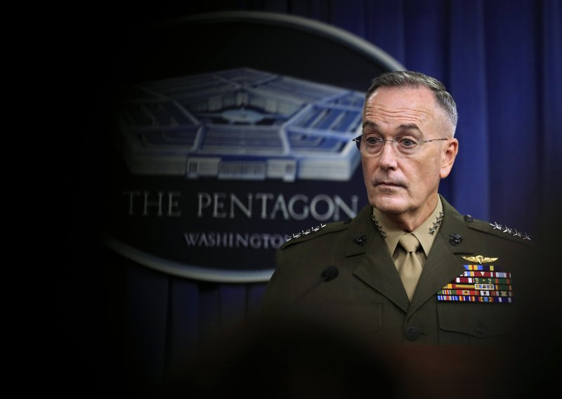 US general: Many questions remain about Niger attack