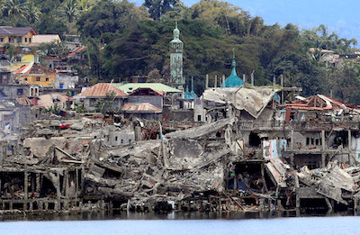 China donates equipment to help rebuild Marawi in S. Philippines