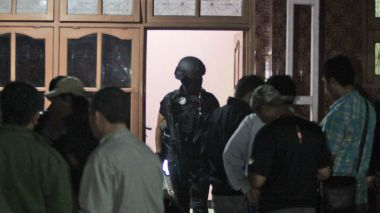 9 alleged terrorists arrested in Indonesia