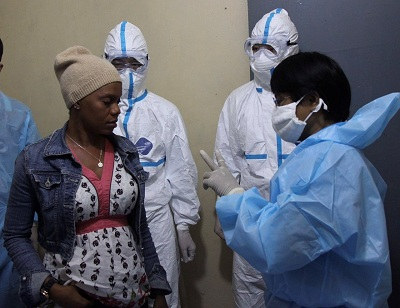 China approves new Ebola vaccine