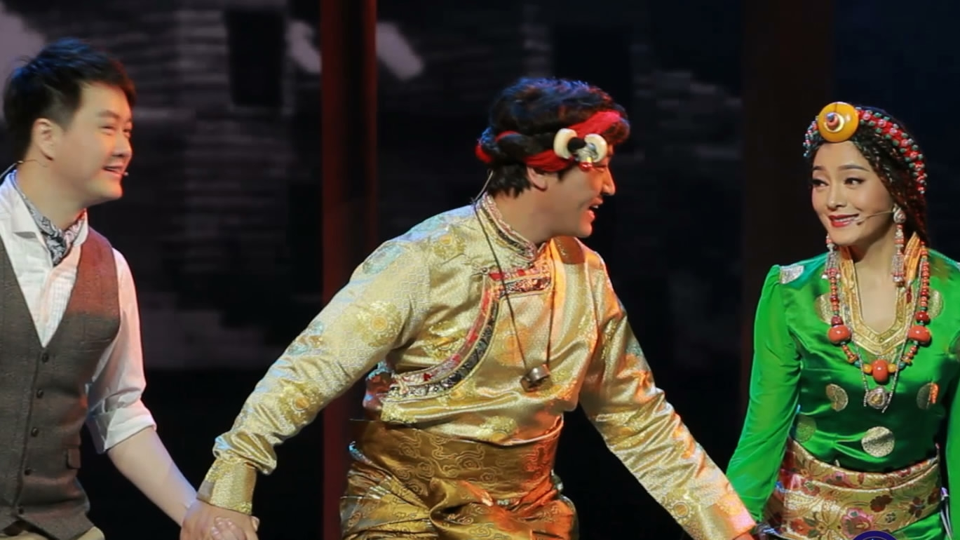 'Silk Road Love Song,' a feast of China's ethnic culture