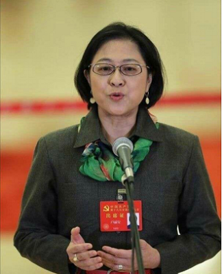 CPC delegate from Taiwan: I'm proud to be Chinese