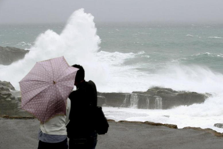 Typhoon kills at least two in Japan, prompts call for thousands to evacuate