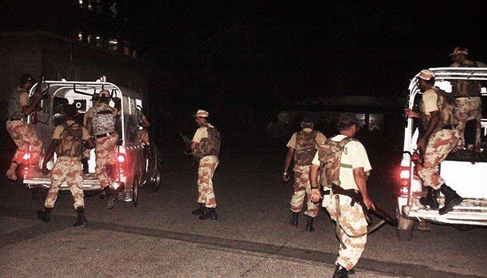 Officials confirm killing of militant group head in Pakistan's Karachi