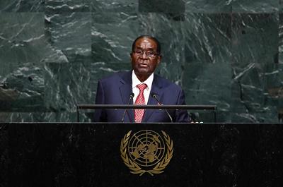 WHO revokes appointment of Mugabe