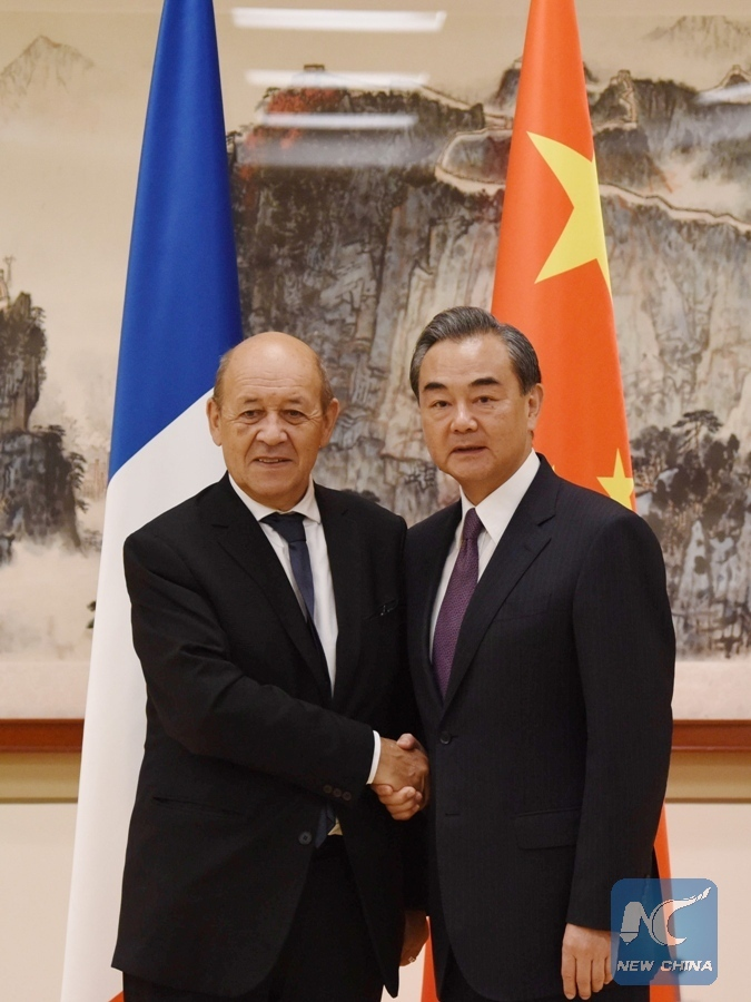 China, France plan to launch first joint oceanic satellite in 2018